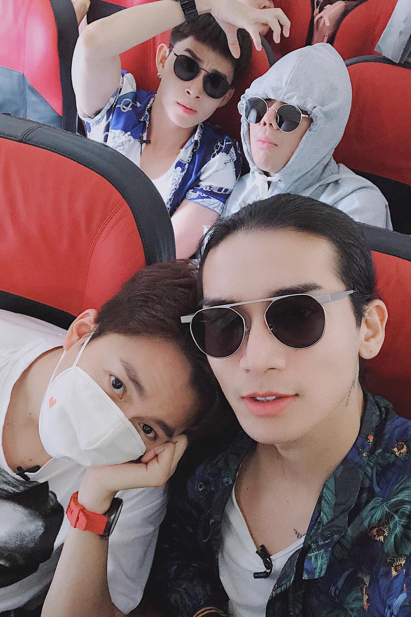 Đây là lí do khiến BB Trần và Ngô Kiến Huy được fan tích cực đẩy thuyền - Ảnh 6.