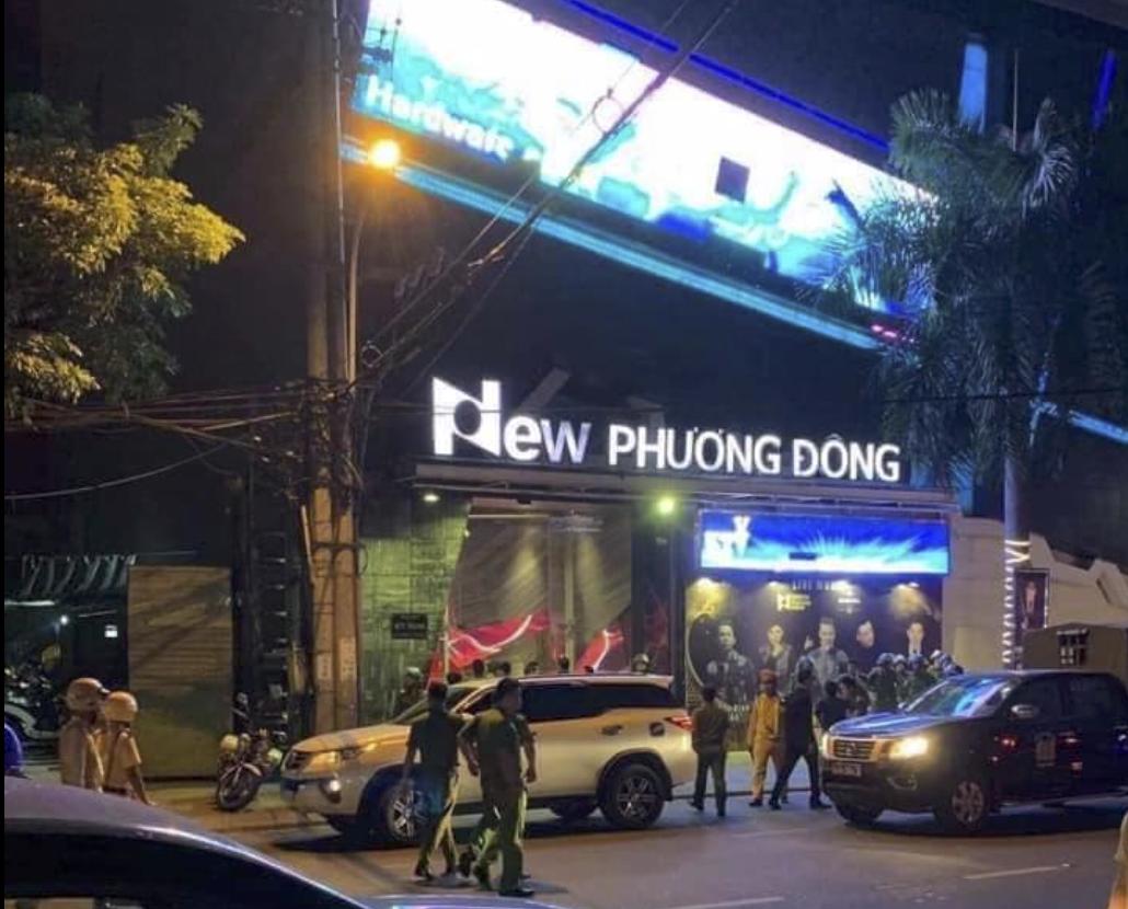 75 khách dương tính ma túy, bay lắc trong vũ trường New Phương Đông ở Đà Nẵng - Ảnh 1.