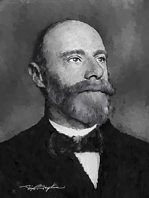 Willem Einthoven - Cha đẻ của điện tâm đồ ngày nay - Ảnh 1.