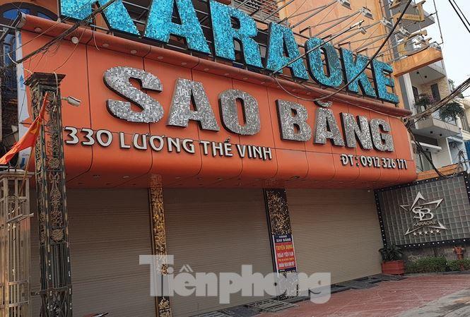 Nam Định: Xô xát khi đi hát 3 người thương vong trong quán karaoke - Ảnh 1.