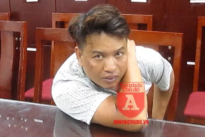 Những tình tiết chưa kể trong vụ bắt giữ kẻ giết người tàn bạo ở huyện Mê Linh - Ảnh 1.