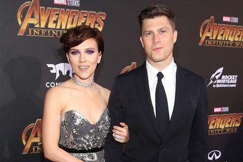 Scarlett Johansson - đả nữ nóng bỏng và lời nguyền hôn nhân 3 năm - Ảnh 1.