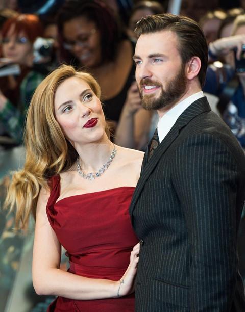 Scarlett Johansson - đả nữ nóng bỏng và lời nguyền hôn nhân 3 năm - Ảnh 4.