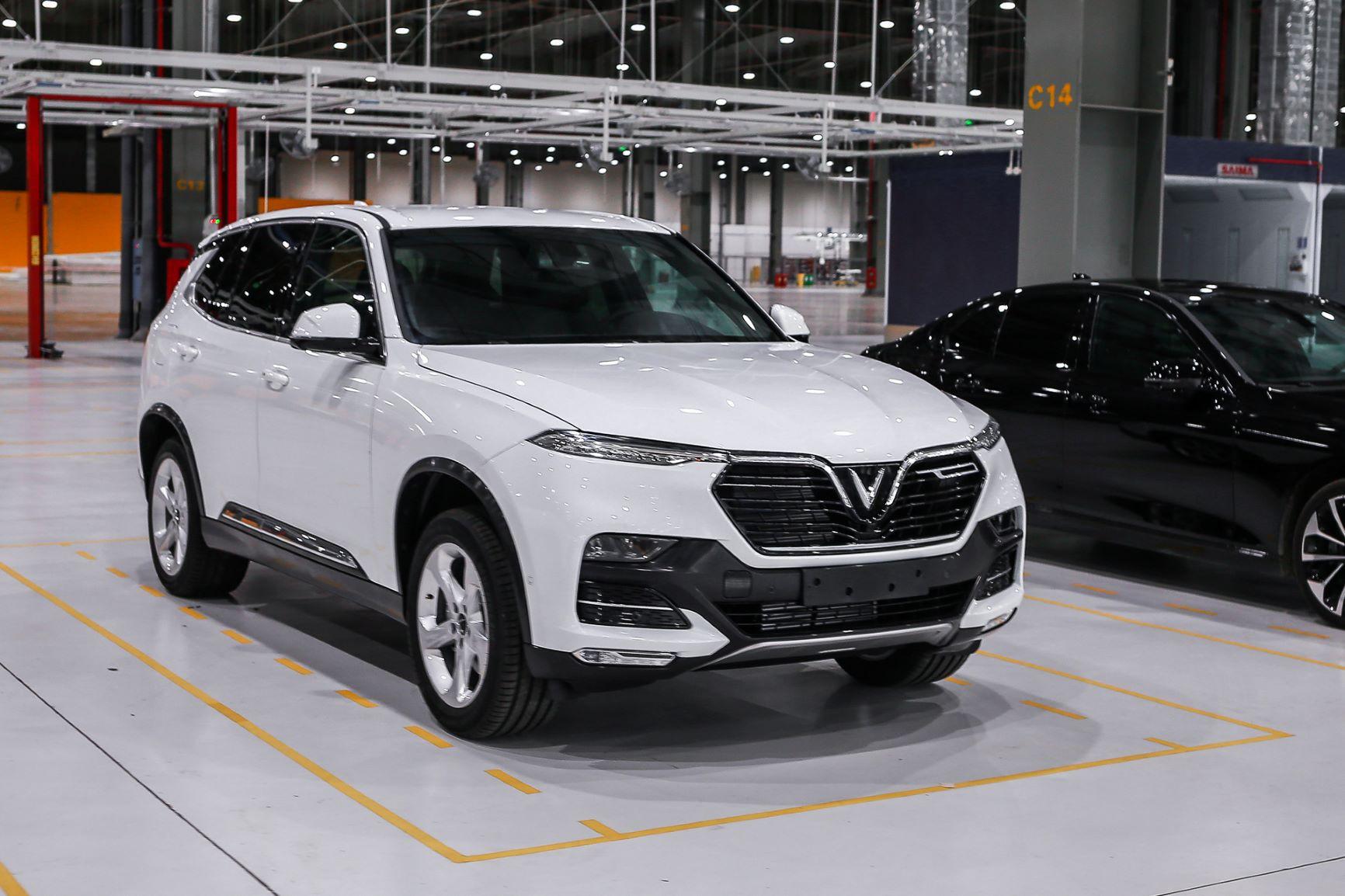 VinFast đưa 58 xe Lux và Fadil chạy thử tại Việt Nam từ hôm nay, 20/5/2019 - Ảnh 1.