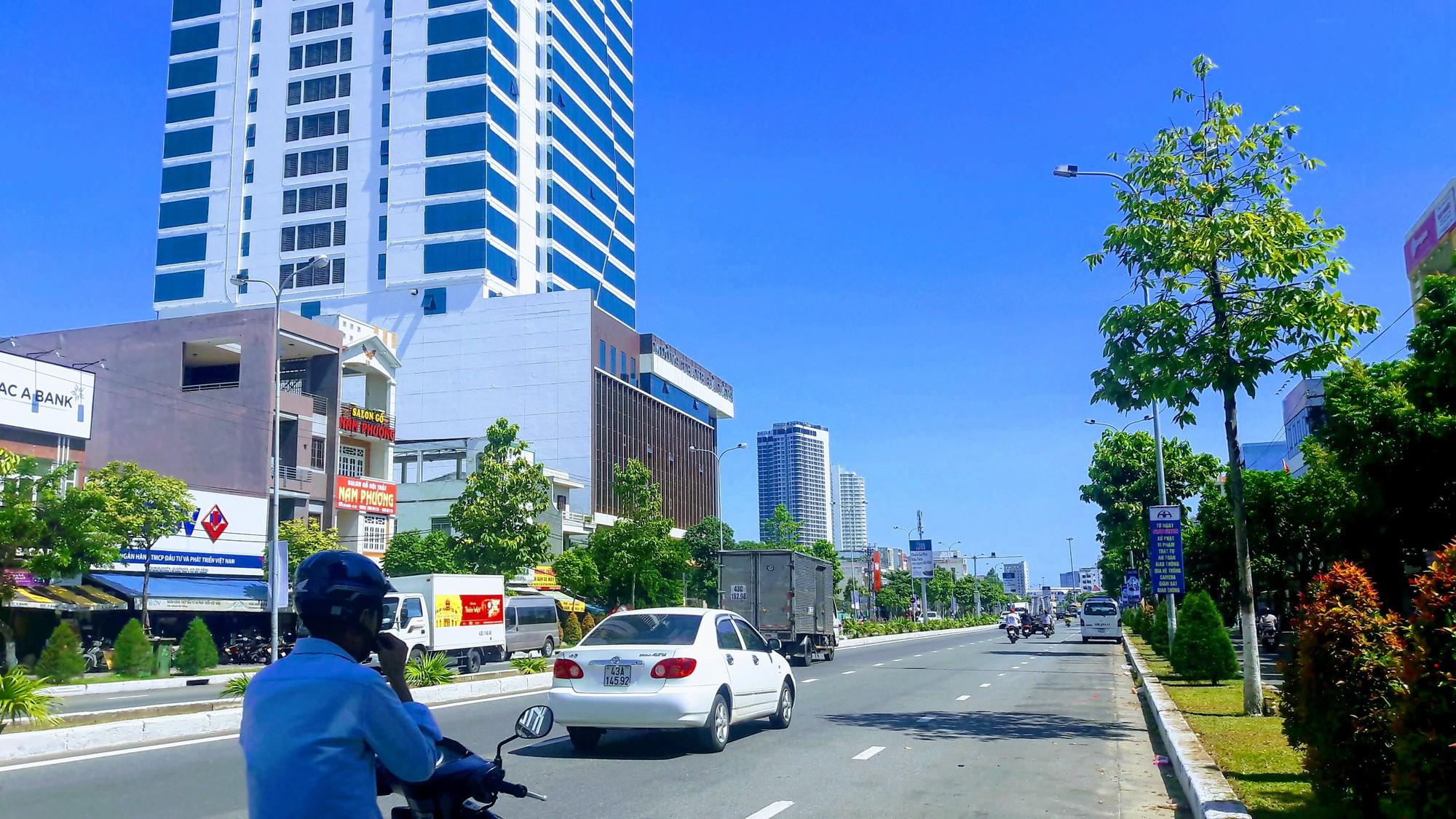 Những tuyến đường cấm ô tô để tổ chức Lễ hội pháo hoa Quốc tế Đà Nẵng 2019 - Ảnh 14.