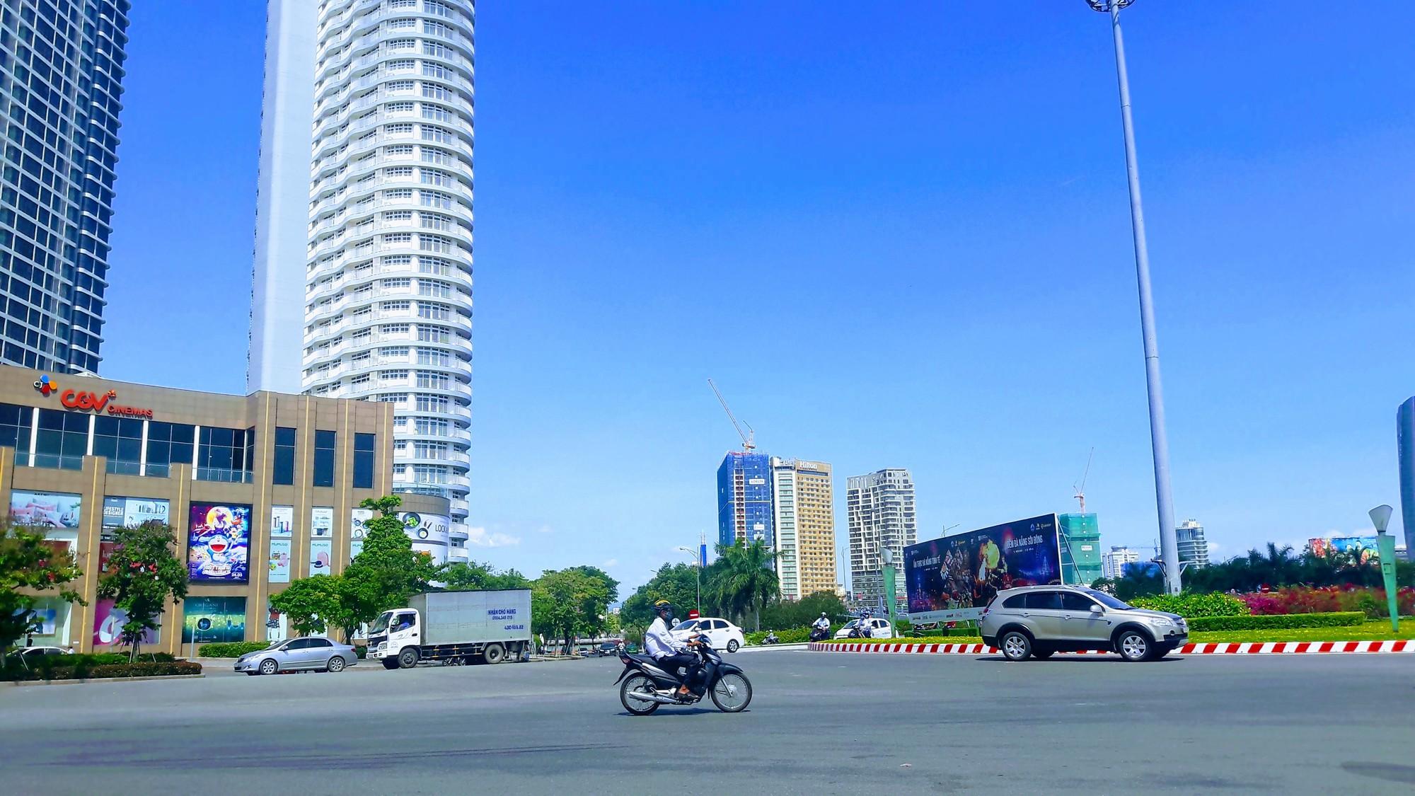 Những tuyến đường cấm ô tô để tổ chức Lễ hội pháo hoa Quốc tế Đà Nẵng 2019 - Ảnh 13.