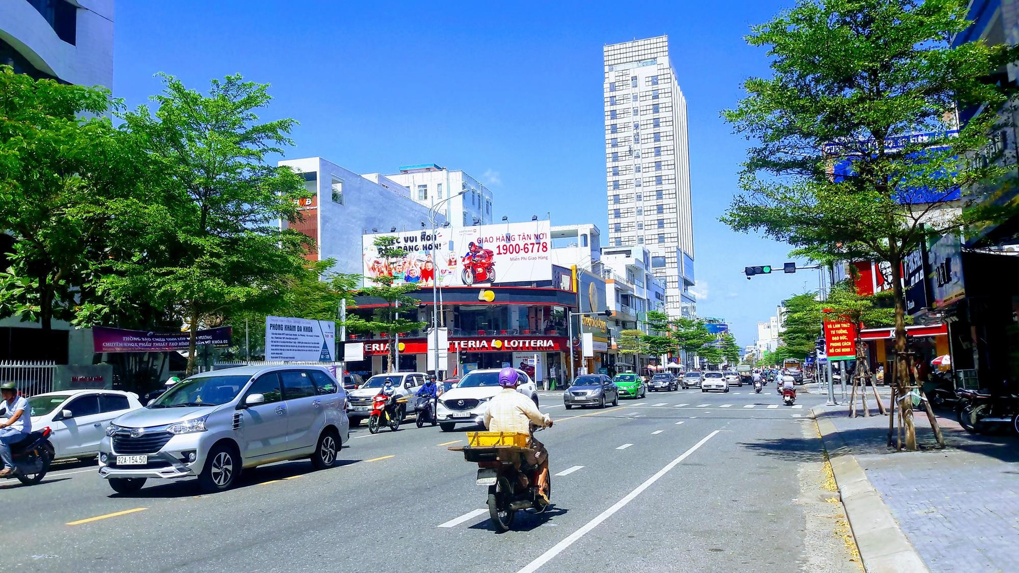 Những tuyến đường cấm ô tô để tổ chức Lễ hội pháo hoa Quốc tế Đà Nẵng 2019 - Ảnh 9.