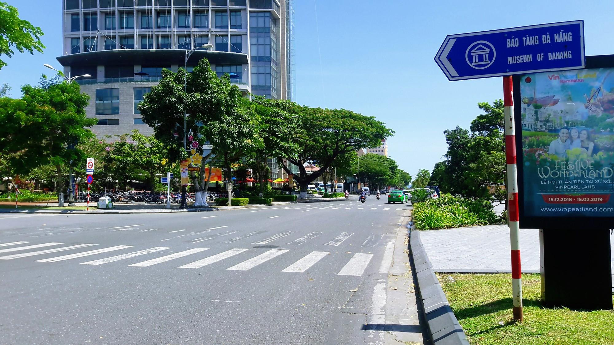 Những tuyến đường cấm ô tô để tổ chức Lễ hội pháo hoa Quốc tế Đà Nẵng 2019 - Ảnh 8.