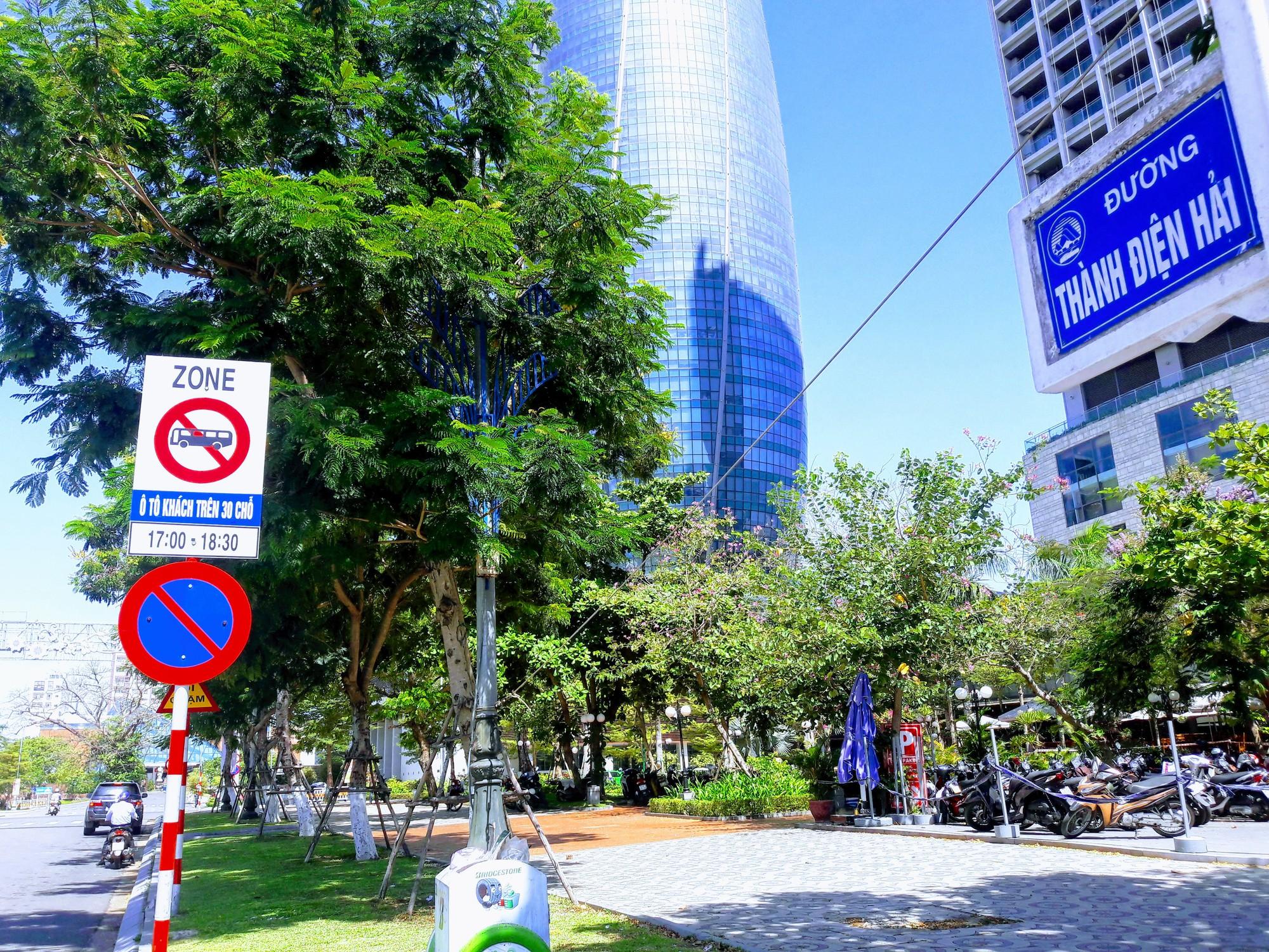 Những tuyến đường cấm ô tô để tổ chức Lễ hội pháo hoa Quốc tế Đà Nẵng 2019 - Ảnh 7.