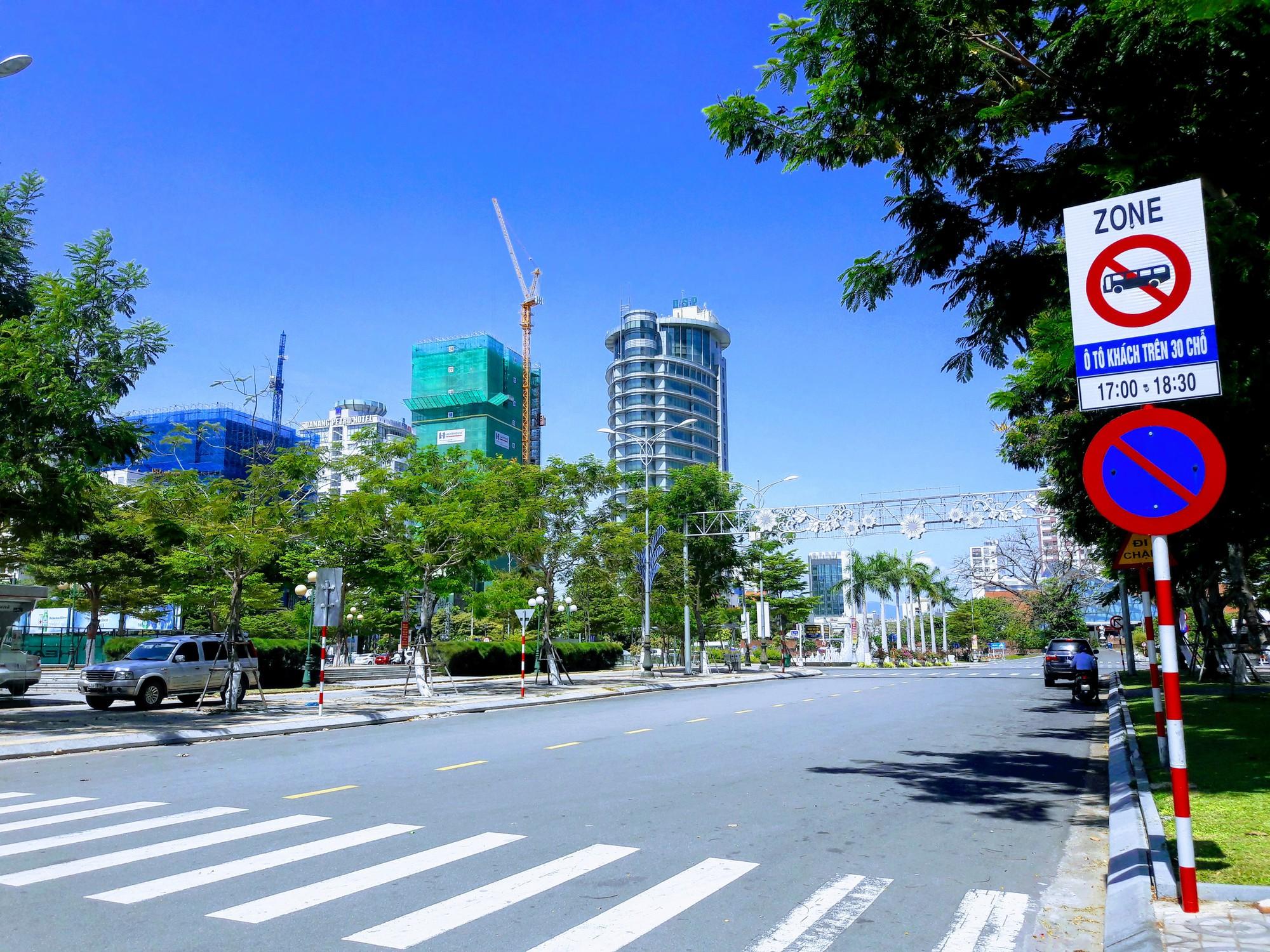 Những tuyến đường cấm ô tô để tổ chức Lễ hội pháo hoa Quốc tế Đà Nẵng 2019 - Ảnh 6.