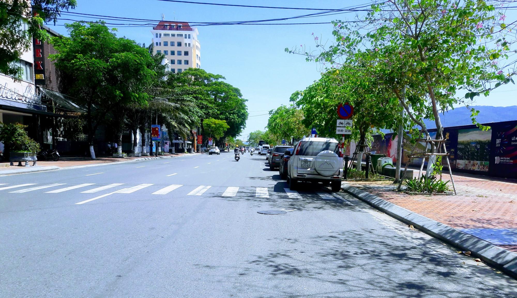 Những tuyến đường cấm ô tô để tổ chức Lễ hội pháo hoa Quốc tế Đà Nẵng 2019 - Ảnh 5.