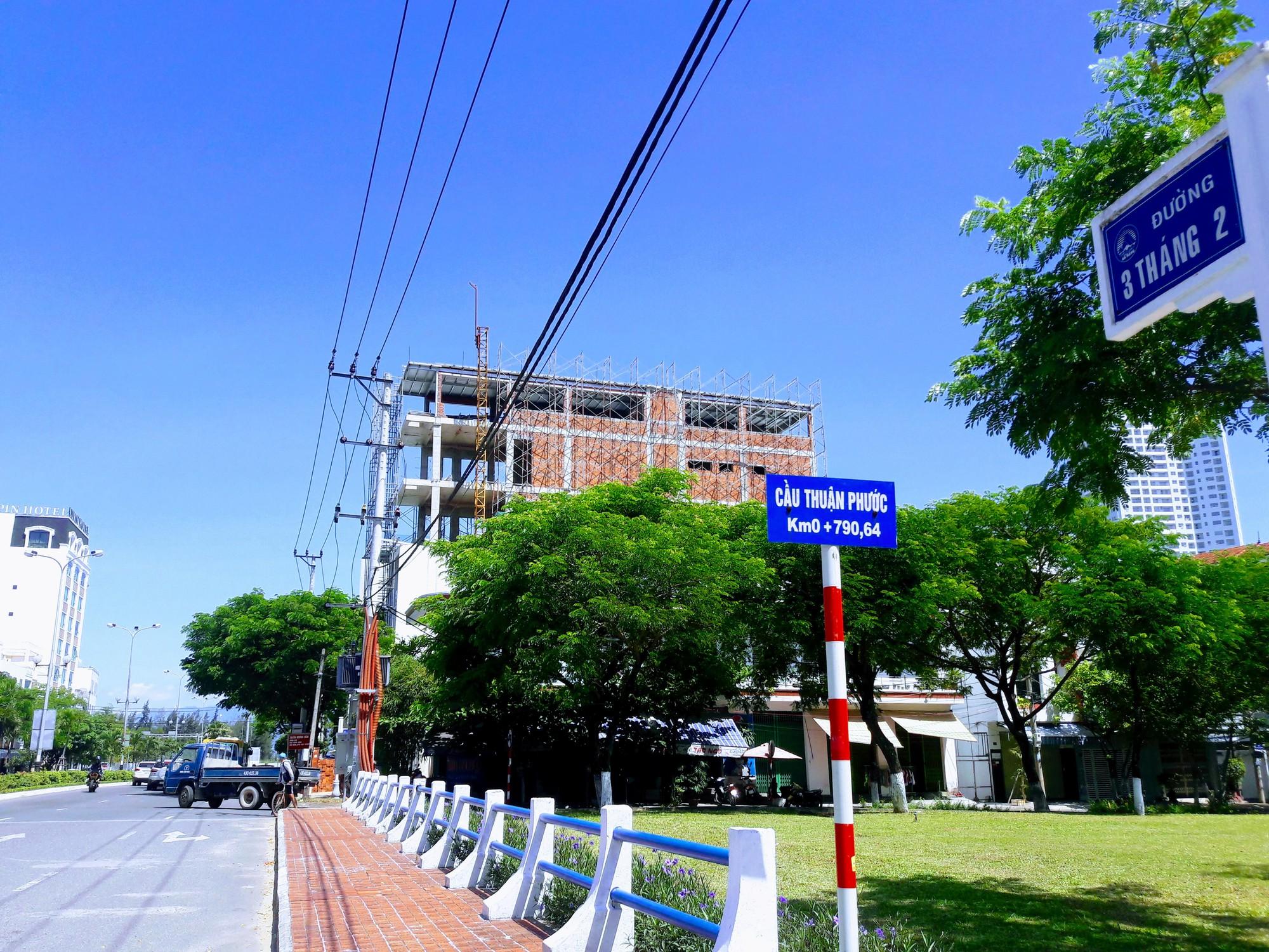 Những tuyến đường cấm ô tô để tổ chức Lễ hội pháo hoa Quốc tế Đà Nẵng 2019 - Ảnh 10.