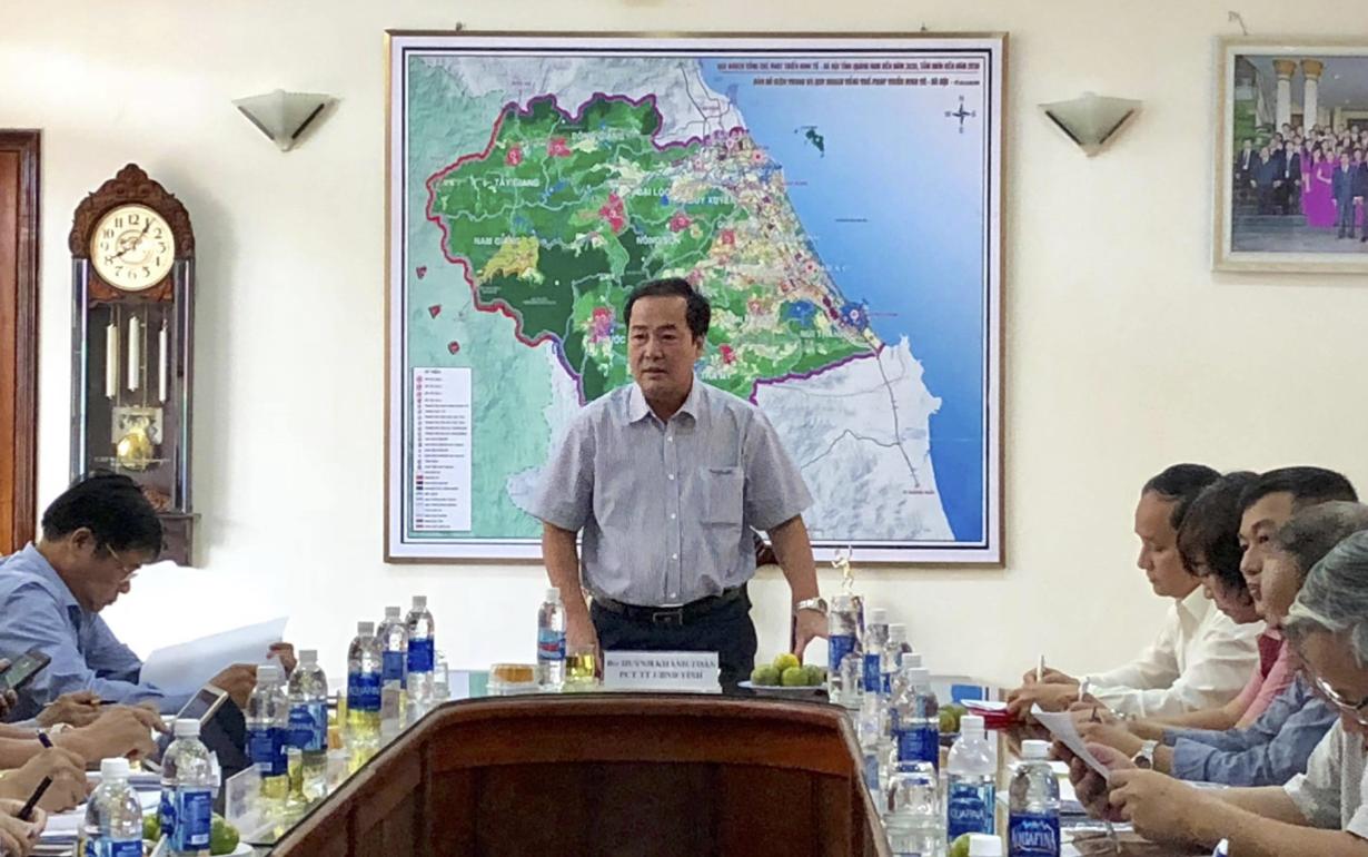 Vợ nguyên Bí thư Tỉnh ủy Quảng Nam mua 2 lô đất vàng hơn 1.300 m2 không đúng luật - Ảnh 2.