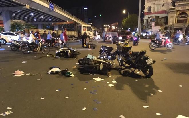 Gia đình nạn nhân đòi nữ tài xế BMW gây tai nạn hàng loạt ở Hàng Xanh bồi thường 2 tỉ đồng - Ảnh 2.