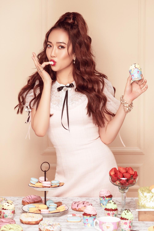 Diệu Nhi hoá công chúa ngọt ngào trong bộ ảnh mừng sinh nhật tuổi 28 - Ảnh 5.