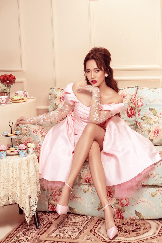Diệu Nhi hoá công chúa ngọt ngào trong bộ ảnh mừng sinh nhật tuổi 28 - Ảnh 10.