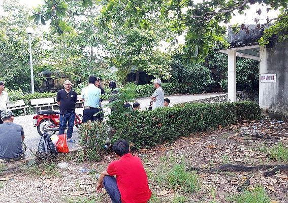 Hai nạn nhân bị đổ bê tông ở Bình Dương bỏ nhà đi biệt tích sau khi tham gia giáo phái lạ - Ảnh 2.