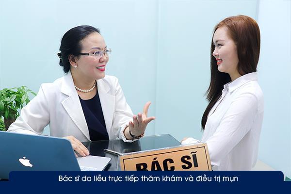 Tại sao Trung tâm trị mụn Dr. Huệ được nhiều người lựa chọn ở Sài Gòn? - Ảnh 2.