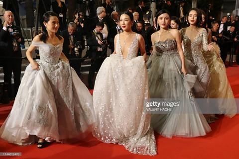 Sao nữ TQ còn gì sau màn mặc hở sốc, bị gọi là gái mại dâm ở Cannes? - Ảnh 4.