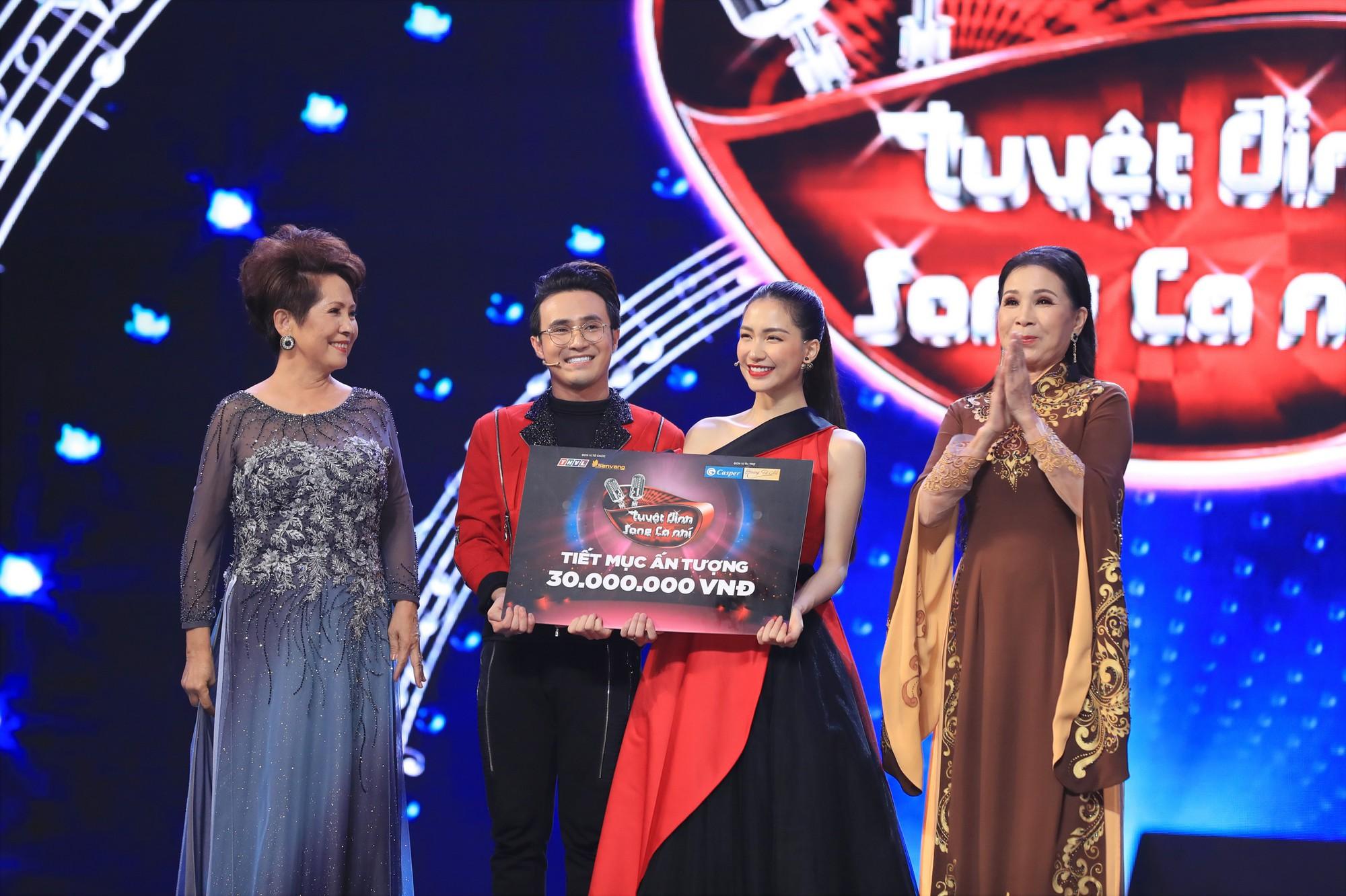 Bị gắn mác ca sĩ hội chợ, Hồ Việt Trung vẫn đưa học trò đăng quang quán quân Tuyệt đỉnh song ca nhí - Ảnh 8.