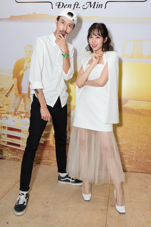 Hoa hậu HHen Niê, Sơn Tùng M-TP xuất hiện trong ca khúc mới của Đen Vâu - Ảnh 2.