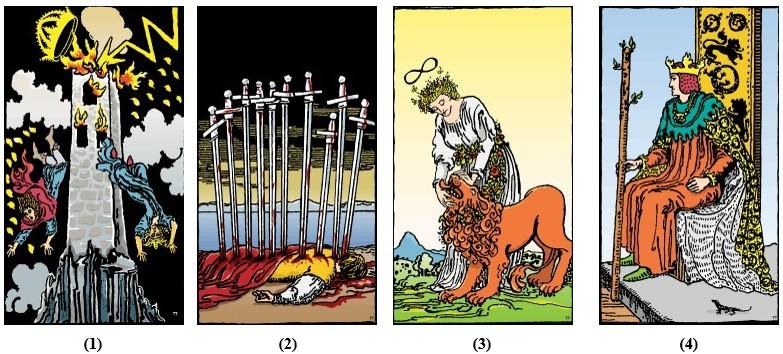 Tử vi hôm nay (22/5) qua lá bài Tarot: Sẵn sàng để chiến đấu - Ảnh 1.