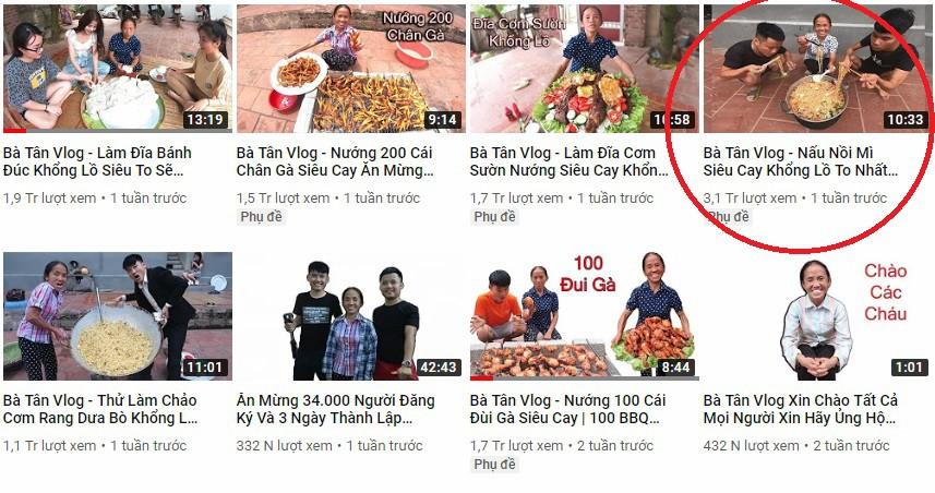 Đây là nguyên nhân khiến những clip siêu cay khổng lồ của Bà Tân Vlog thu hút hàng triệu view - Ảnh 3.