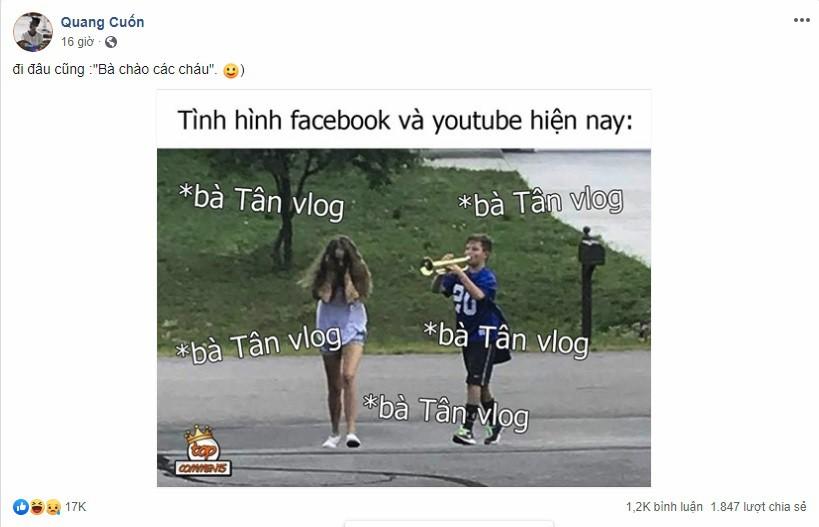 Bà Tân Vlog là ai mà cộng đồng YouTube Việt Nam liên tục nhắc tên trong ngưỡng mộ? - Ảnh 2.