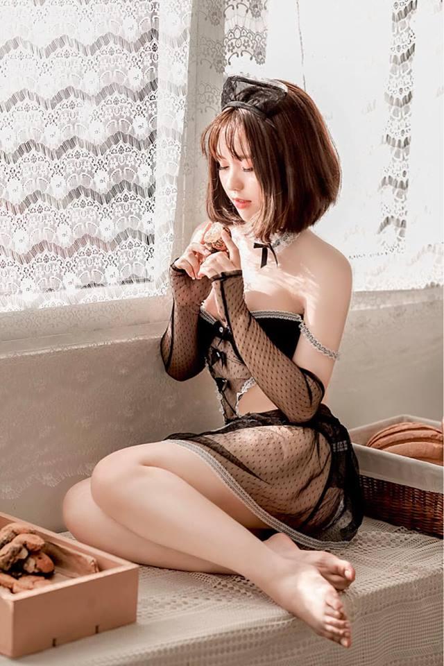 Nhan sắc đỉnh cao của hot girl Hà Phương - cháu gái Quang Cuốn - Ảnh 4.