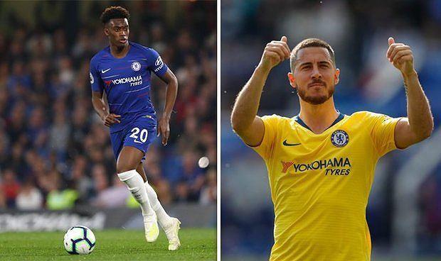 Chelsea dùng chiêu độc trói chân thần đồng 18 tuổi - Ảnh 1.