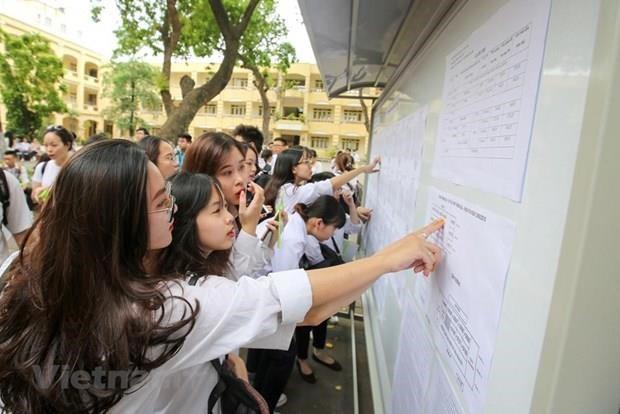 Hòa Bình sẽ công bố danh sách thí sinh liên quan đến gian lận thi cử - Ảnh 1.