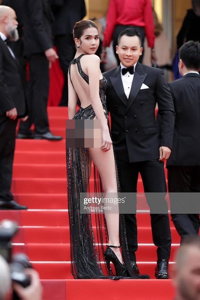 Khắc Tiệp khẩu chiến Vũ Thu Phương chỉ vì chiếc váy của Ngọc Trinh, hàng ngàn comment mắng nhiếc ông bầu mù quáng - Ảnh 6.