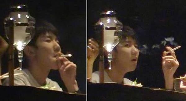 Vương Nguyên là ai? 19 tuổi phì phèo thuốc lá, Vương Nguyên liệu có biết khói thuốc có thể gây ung thư, vô sinh nam? - Ảnh 2.