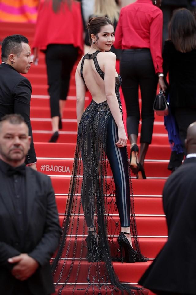 Cư dân mạng cứu Ngọc Trinh khỏi sự phản cảm sau Liên hoan phim Cannes 2019 - Ảnh 8.