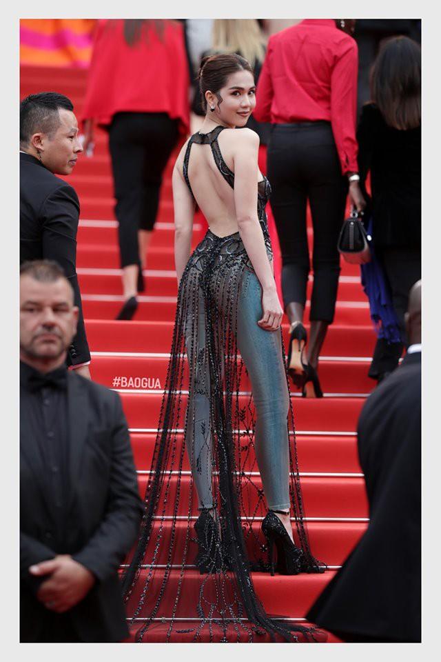 Cư dân mạng cứu Ngọc Trinh khỏi sự phản cảm sau Liên hoan phim Cannes 2019 - Ảnh 9.
