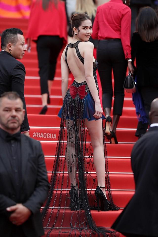 Cư dân mạng cứu Ngọc Trinh khỏi sự phản cảm sau Liên hoan phim Cannes 2019 - Ảnh 10.