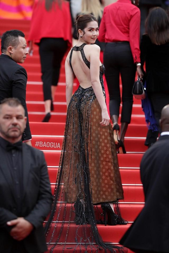 Cư dân mạng cứu Ngọc Trinh khỏi sự phản cảm sau Liên hoan phim Cannes 2019 - Ảnh 11.
