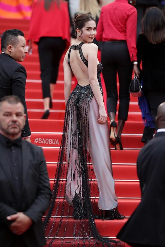Cư dân mạng cứu Ngọc Trinh khỏi sự phản cảm sau Liên hoan phim Cannes 2019 - Ảnh 7.