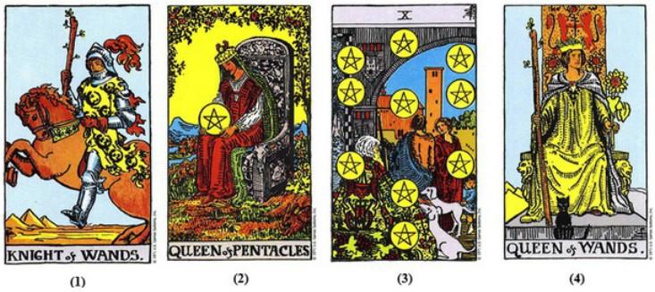 Tử vi hôm nay (23/5) qua lá bài Tarot: Tình duyên, sự nghiệp mơ hồ - Ảnh 1.