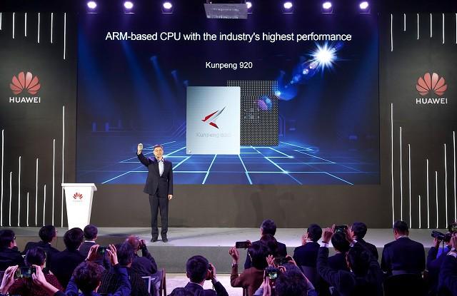 ARM dừng hợp tác: Dấu chấm hết cho smartphone Huawei? - Ảnh 3.