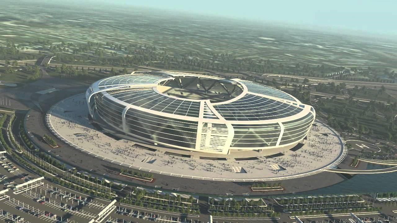 Vì sao UEFA chọn Baku tổ chức chung kết Europa League? - Ảnh 1.