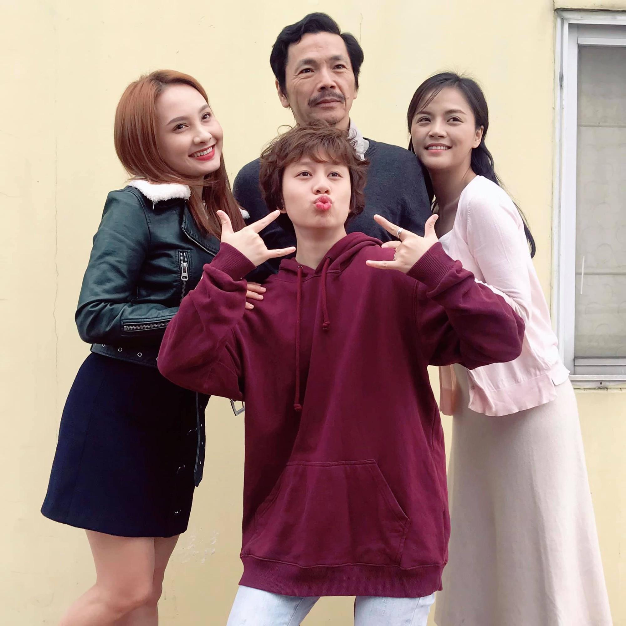 Ngắm nhan sắc đời thường của 3 diễn viên nữ chính phim Về nhà đi con - Ảnh 16.