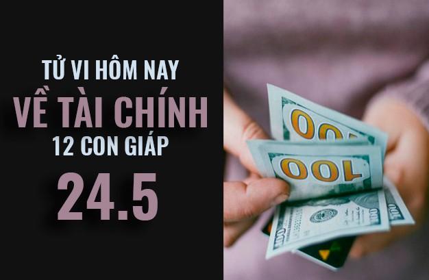Tử vi hôm nay (24/5/2019) về tài chính của 12 con giáp: Tuổi Dậu chậm mà chắc - Ảnh 1.