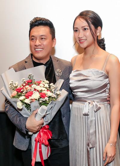 Vợ Lam Trường: Tôi may mắn khi lấy chồng hơn nhiều tuổi - Ảnh 1.