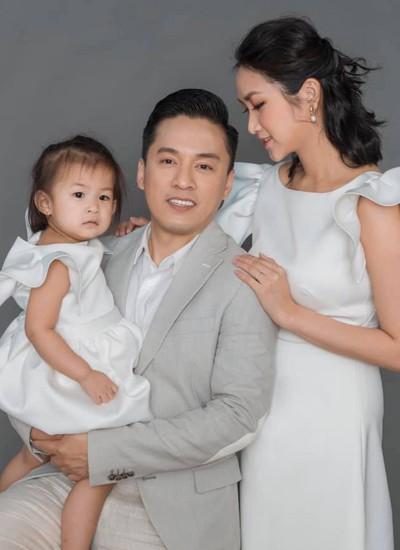Vợ Lam Trường: Tôi may mắn khi lấy chồng hơn nhiều tuổi - Ảnh 2.