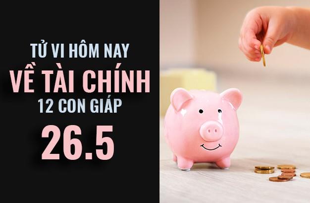 Tử vi hôm nay (26/5/2019) về tài chính của 12 con giáp: Tuổi Hợi thu hồi các khoản nợ - Ảnh 1.