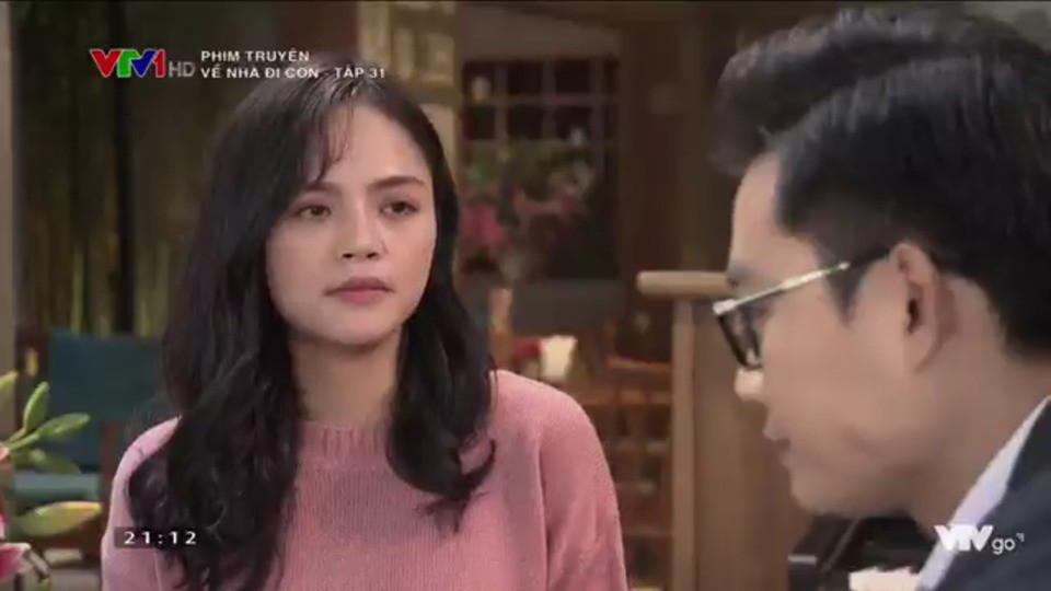 Về nhà đi con tập 31: Khải nổi điên, cưỡng hôn Huệ khi cô qua đêm với người yêu cũ rồi đòi li dị - Ảnh 2.