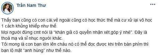 Sao Việt hôm nay (25/5): Ngọc Trinh gọi ồn ào LHP Cannes là màn trình diễn để đời, Nam Thư đáp trả anti-fan - Ảnh 8.