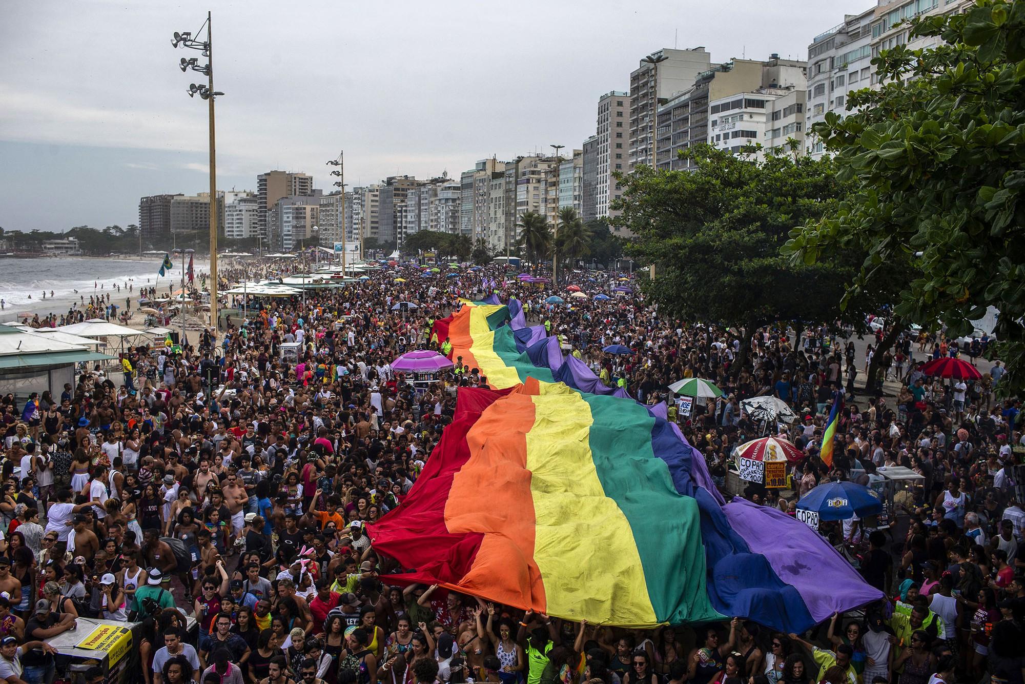 Brazil hình sự hóa kì thị LGBT: Nỗ lực xóa bỏ nạn sát hại đồng tính - Ảnh 1.
