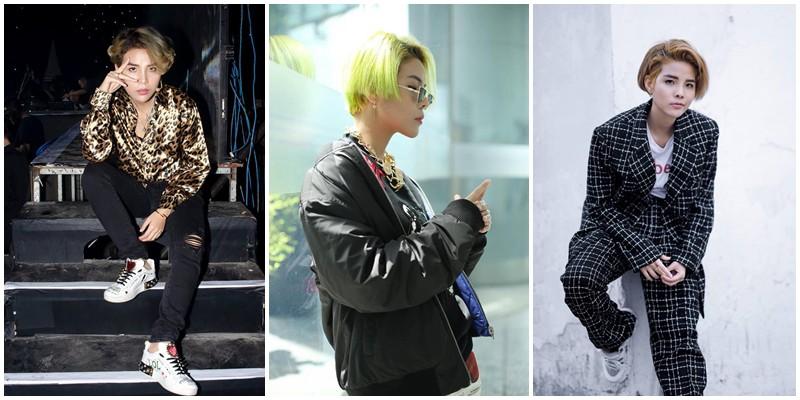 Vũ Cát Tường thay đổi thời trang xoành xoạch: Mặc vest đã bảnh, diện váy còn chất hơn  - Ảnh 7.